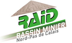 Raid - Bassin Minier Logo